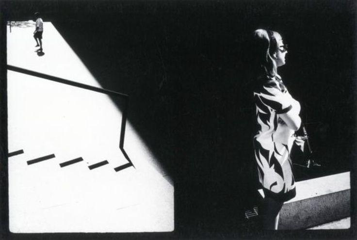 Ray K. Metzker (1931 - 2014) -  Couplet 1968, Philadelphia