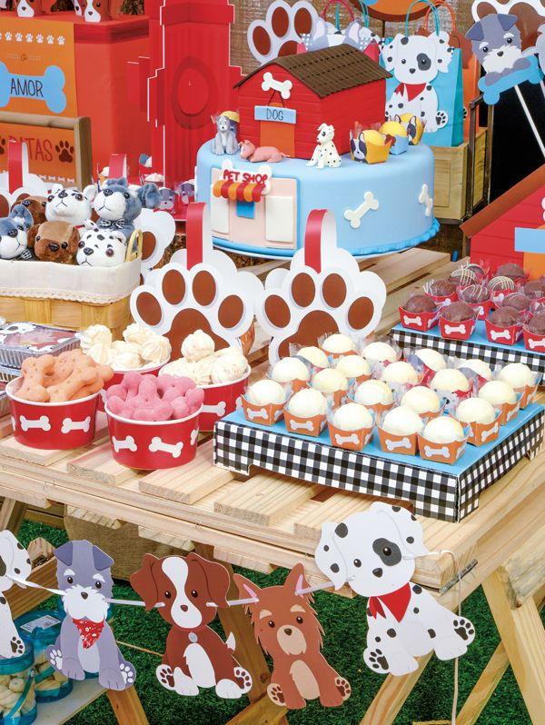 1359284fa22648 ideias festa cachorros Archives - Blog Dicas FestaBox | Fiestas ...