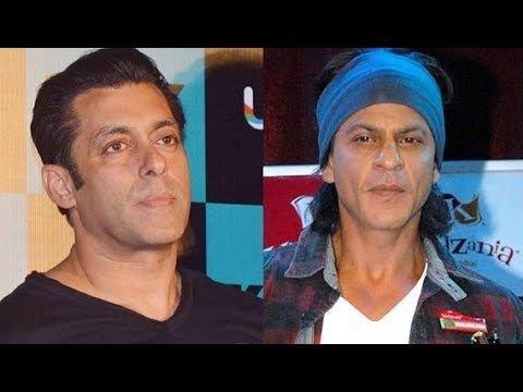 Salman Khan's REACTION on Shahrukh Khan