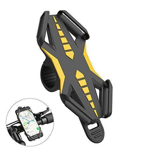 Handyhalterung Fahrrad, iRainy Universal Silikon fahrrad halterung handy für Smartphone mit 4-6 Inch Screen wie iPhone 7Plus/6 s plus 6-/6Plus Samsung Galaxy S8/S7, kompatibel mit Straßen-oder Mountainbiken und Motorrädern und Scooters #Handyhalterung #Fahrrad, #iRainy #Universal #Silikon #fahrrad #halterung #handy #für #Smartphone #Inch #Screen #iPhone #Plus/ #plus #/Plus #Samsung #Galaxy #S/S, #kompatibel #Straßen #oder #Mountainbiken #Motorrädern #Scooters #SmartphoneHalterung