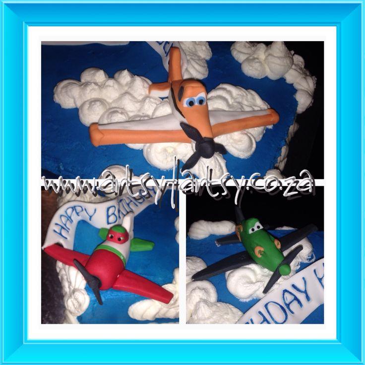 Disney's Planes Dusty Sugar Figurine #disneysplanesdusty