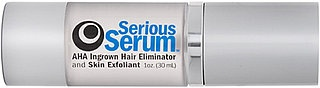 Serious Serum ~ AHA Ingrown Hair Eliminator and Skin Exfoliant