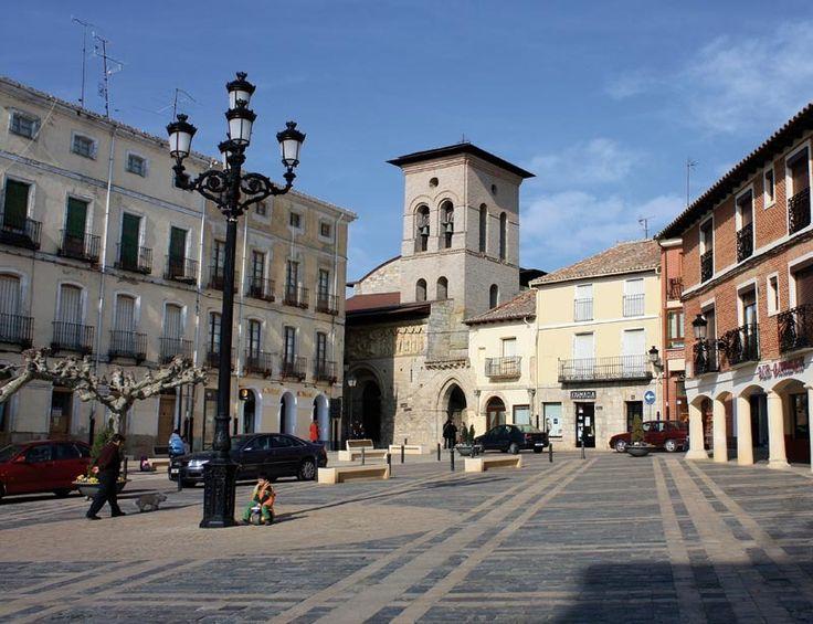 Carrión de los Condes, Palencia, Camino de Santiago