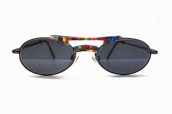Vintage Metzler Sonnenbrille / 90er Jahre Fashion Accessoires