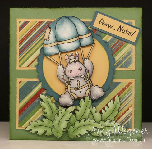 Aww... Nuts! by amyw - Cards and Paper Crafts at Splitcoaststampers