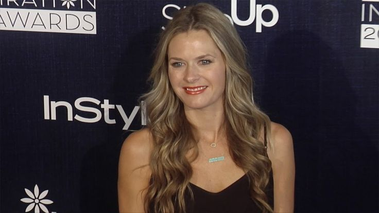 Maggie Lawson (Two and A Half Men) 12th Annual Inspiration Awards Arrivals
