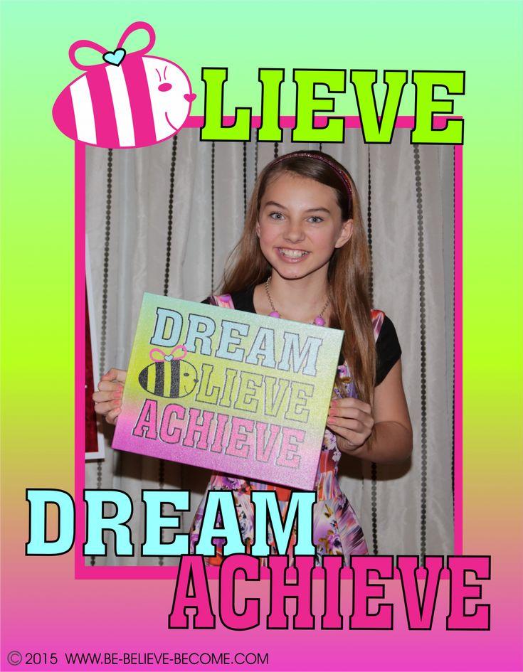 Caitlin Carmichael | Be Believe Become