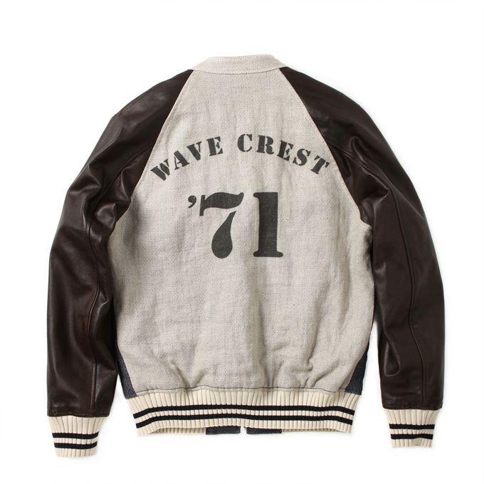 [T.I FOR MEN] Men Outerwear Jackets LEATHER PATCH JACKET M142MJP304M