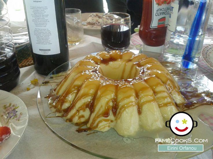 Συνταγή: Πανακότα με μέλι! Απο την κουζίνα του χρήστη Eirini Orfanou στο #famecooks