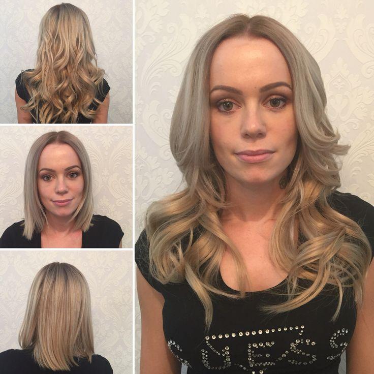 Stunning Blonde Wavy Weave www.chillicouture.com.au
