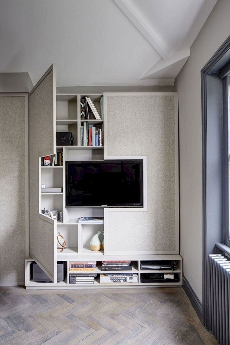 45 Creative Storage Design For Small Spaces Bedroom Ideas