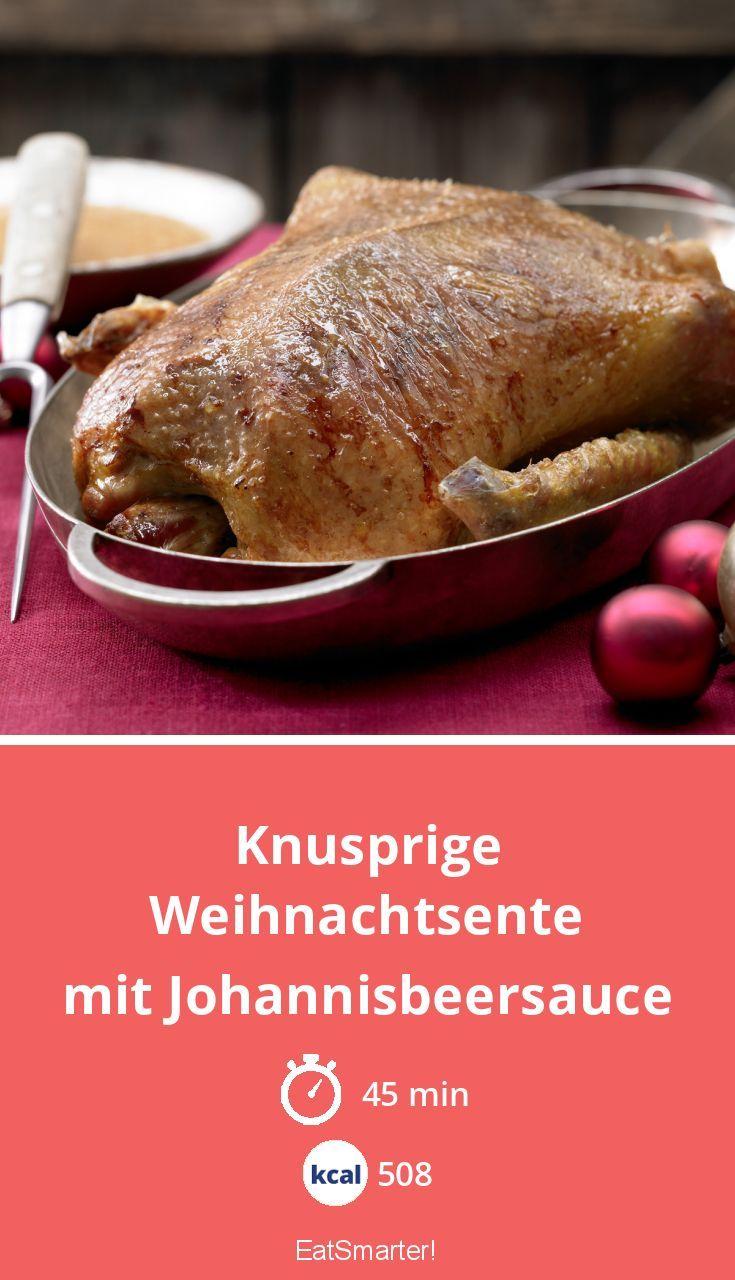 Weihnachten Ente.Knusprige Ente Rezept In 2019 Hauptgerichte Für Weihnachten