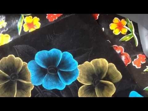 PARTE  3.  PIROGRABADO . pROF Cony  .......   Pintura en tela carpeta pirograbada # 3 con cony