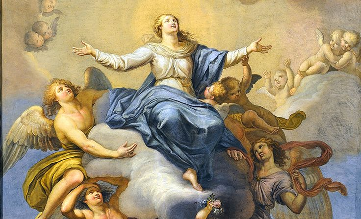 #assumption of #mary