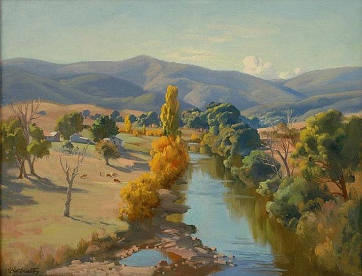 Ernest Buckmaster River Jamison