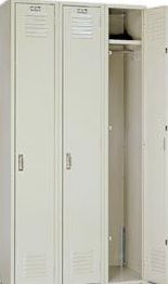 $498.00, Lyon Lockers #5042-3 12W x 18D x 72H Single Tier Lockers. Delivered price. Assembly available at minimal cost. Free on-site layout assistance. Lifetime Warranty.   Gales Industrial Supply  P(732)489-3867  GalesIndustrial@gmail.com