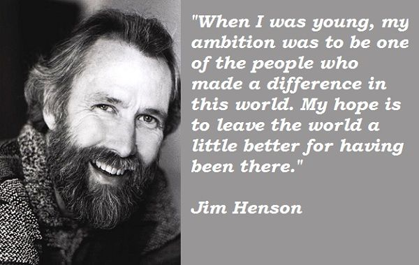a biography of the life and times of jim henson Jim henson: the biography is a biographical account of jim henson's life and career written by brian jay jones the 672-page hardcover was released on september 24.