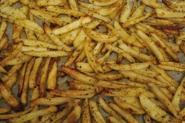 Πατάτες φούρνου σαν τηγανητές(2 μονάδες) – Η δίαιτα των μονάδων