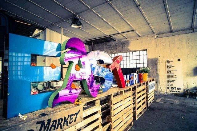 A giugno torna East Market Milano: dal riciclo al modernariato anche d'estate il…