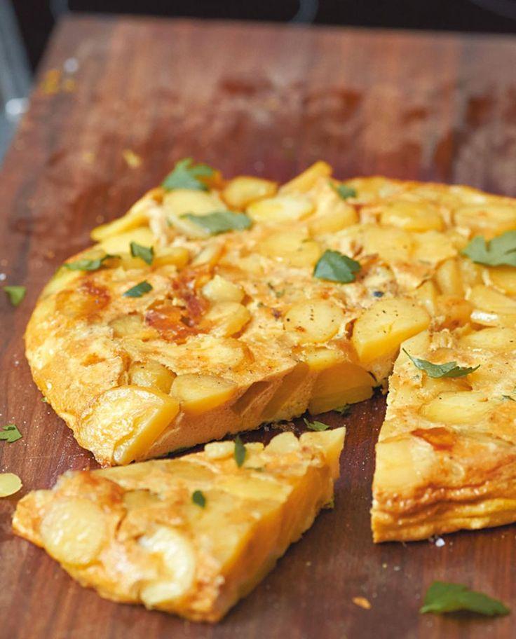 Spanische Tortilla - [ESSEN UND TRINKEN]