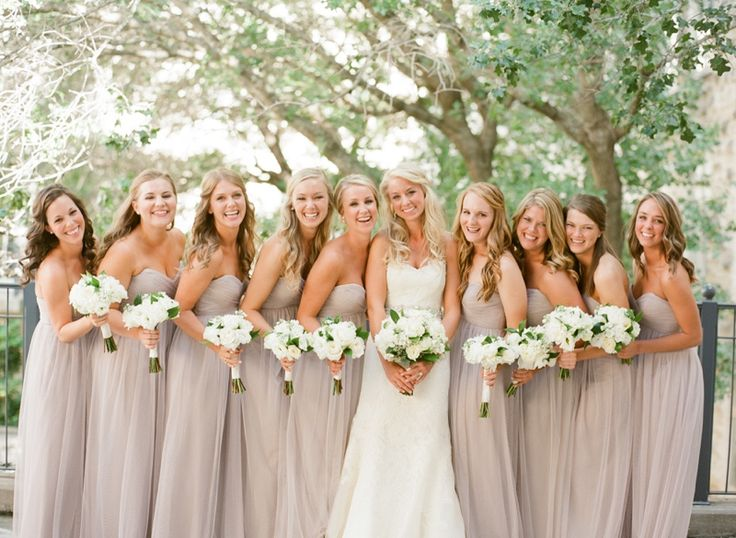 17 Best ideas about Champagne Bridesmaid Dresses on Pinterest ...