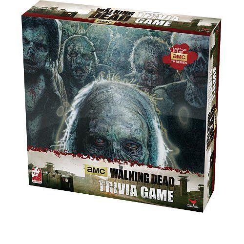 Walking Dead Trivia Game @ niftywarehouse.com