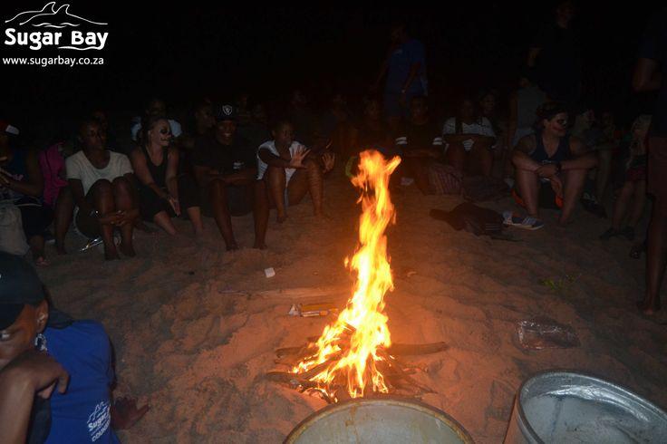 Campfire at the Beach!