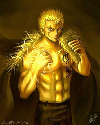 Lightning Dragon Slayer - Laxas <3
