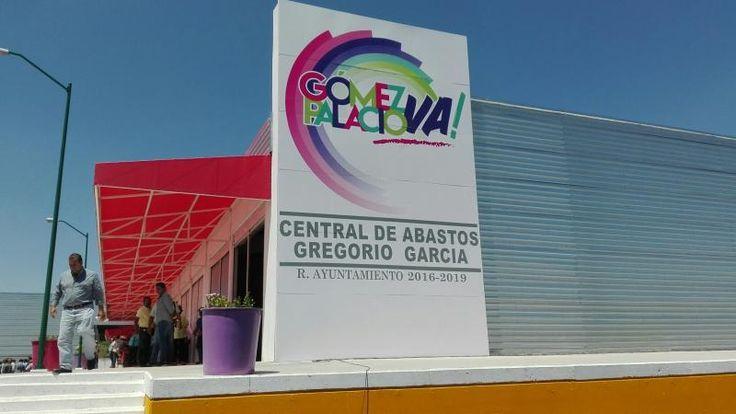Inicia operaciones Centro de Abastos de Gregorio García.