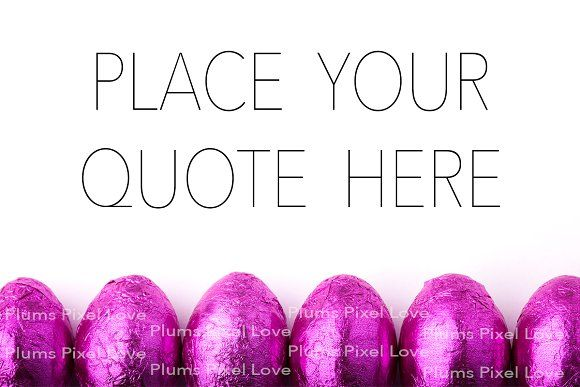 Easter Styled Mockup by Plums Pixel Love on @creativemarket