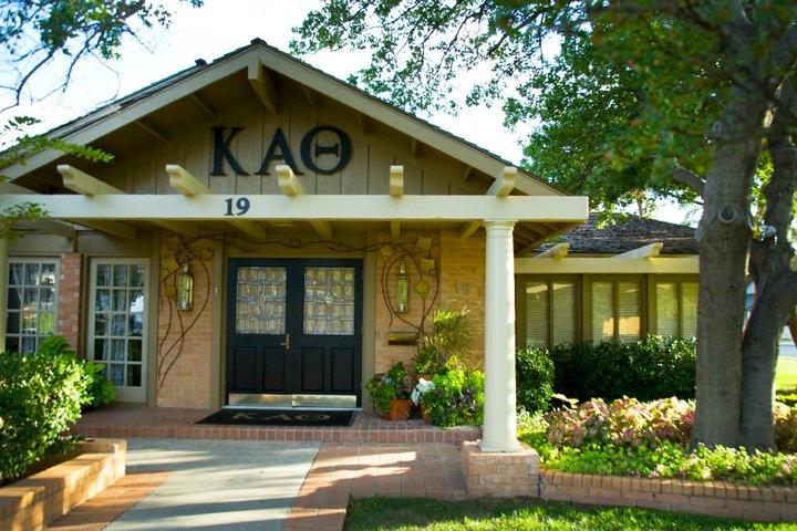 Texas Tech, Kappa Alpha Theta House #theta1870