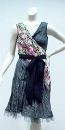 Leona Wrap Dress