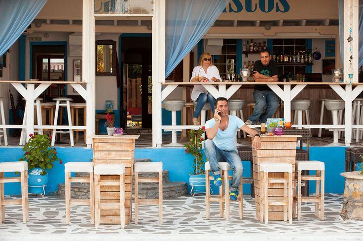 Thassoksen asukkaat ovat todella vieraanvaraisia ja voit koska tahansa kohdata hymyilevät kasvot ja uteliaita kysymyksiä.  #Thassos #Kreikka #Greece #travel #beach #matka #loma #tjäreborg #letsgo #parhaatviikot