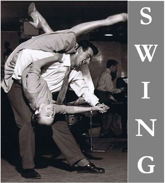 Swing Dancing <3 princess dip!!!! I can totally do this!!!! I may kill my partners back in the process but I could do it