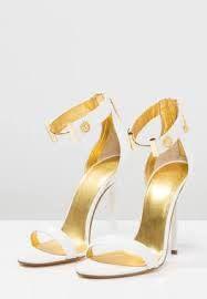 Zapatos Versace Mujer