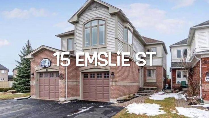 15 Emslie St, Georgetown, Ontario