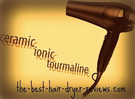 ionic, ceramic, tourmaline hair dryers are the best hair dryer for curly hair. Check out our collection