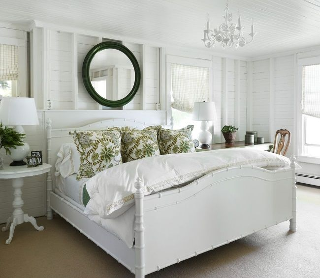 326 Best Bedrooms Cottage Style Images On Pinterest Master Bedrooms Bedroom Suites And