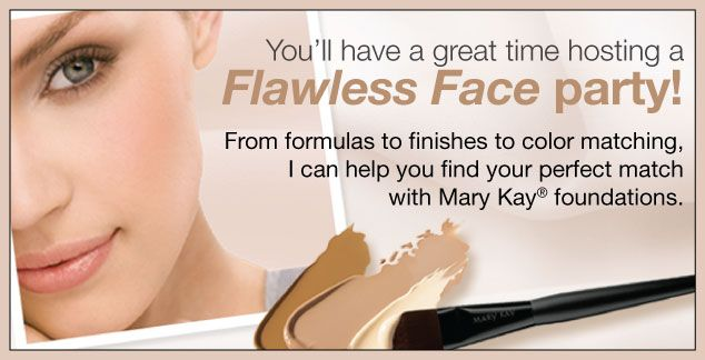 *Flawless Face Party