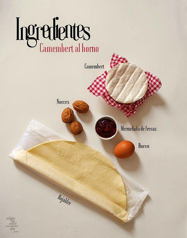 Ingredientes, Camembert al horno