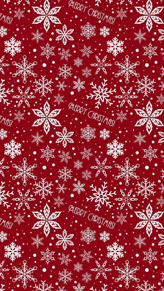 Christmas Pattern Holiday iPhone 5s Wallpaper Download | iPhone Wallpapers, iPad wallpapers One-stop Download