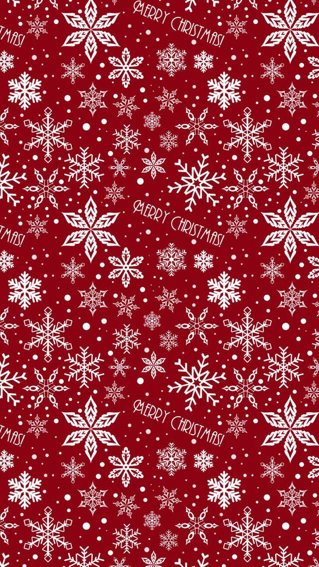 christmas pattern holiday wallpaper lock screen
