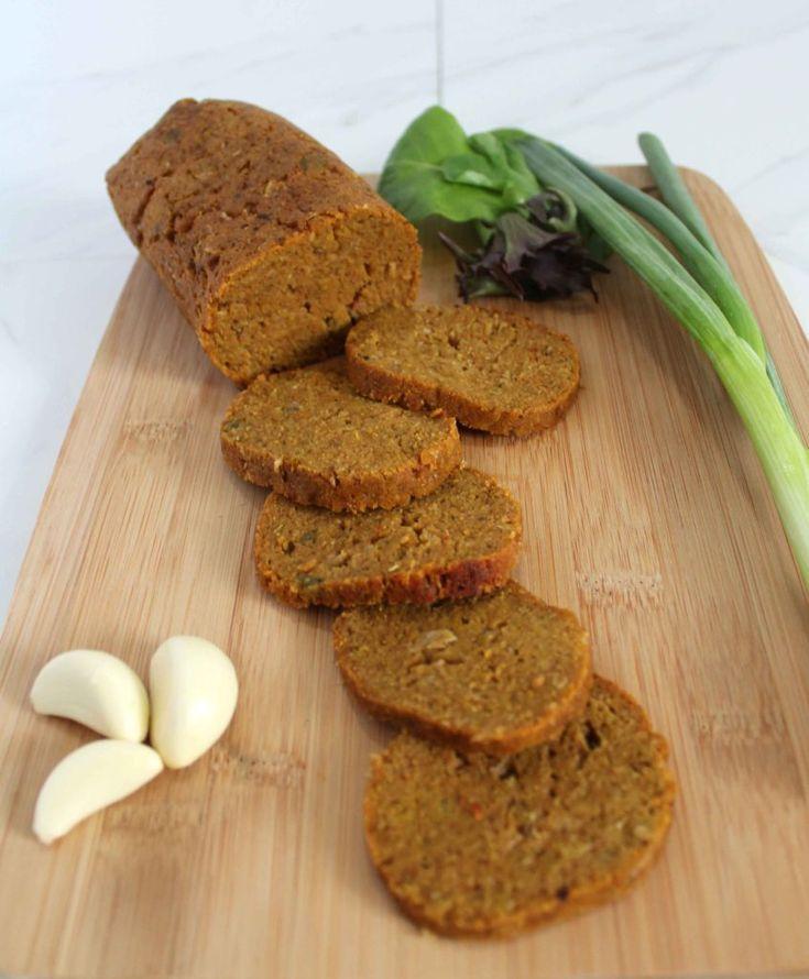 Wie man veganes Fleisch zubereitet: Einfaches Seitan-Rezept. Erfahren Sie, wie Sie einen hohen Prote …   – Vegan Seitan Recipes