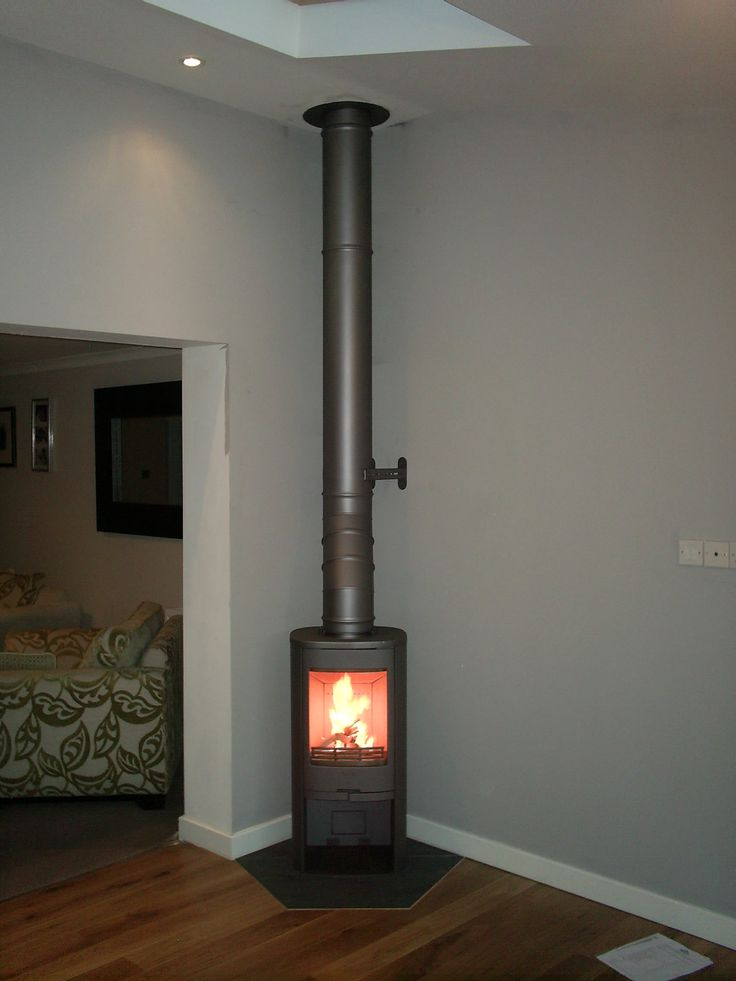 Contura 810:1 Wood burning stove.