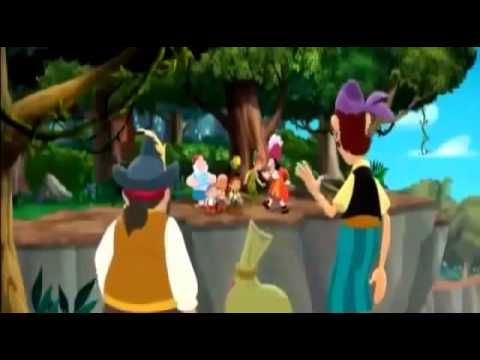 Jake and the Never Land Pirates Peter Pan Returns: Disney Junior on Foxtel