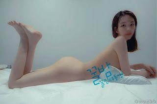 Korean Busty Amateur Girl Posing Naked | GravureGirlz