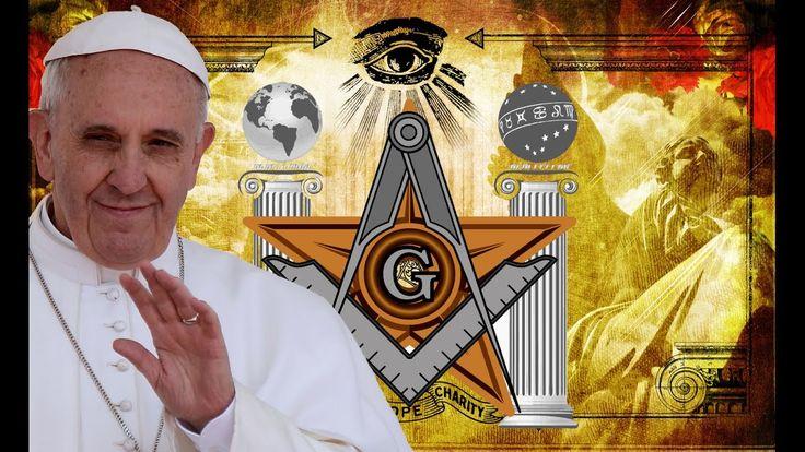 Rome n'est pas ce que vous croyez ! NWO Tromperie Vatican Pape François ...