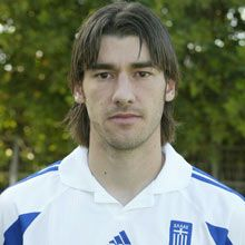 "Greece Soccer Team - EURO 2004 Champions - Giourkas Seitaridis - by La Cancha-News On World Cup 2006 - ""World's Leading Soccer Magazine!"""