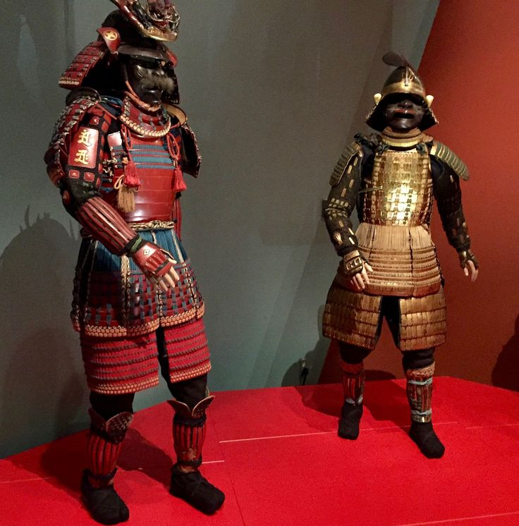 https://flic.kr/p/FJMXF5 | Samurai armor and other things