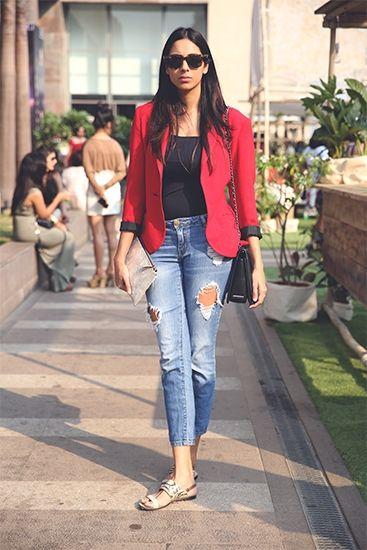 Ria Kamat, Vogue's Junior fashion stylist